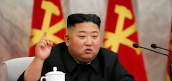 N. Korea's Kim apologizes over death of S. Korean