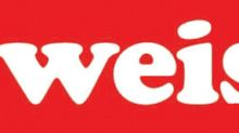 Weis Markets Announces Quarterly Dividend