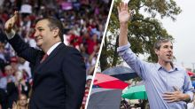 Beto O'Rourke within striking distance of Ted Cruz, new poll finds