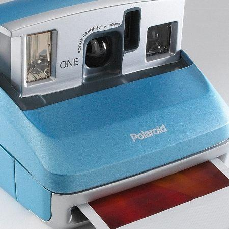 Polaroid announces new OneStep film and instant digital cameras, some branded LCD TVs