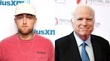 Fans blast Emmys 'In Memoriam' for including John McCain, ignoring Mac Miller