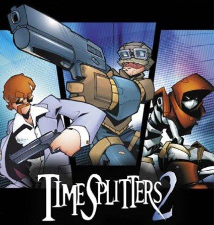 Make enough noise and Free Radical might remake Timesplitters 2