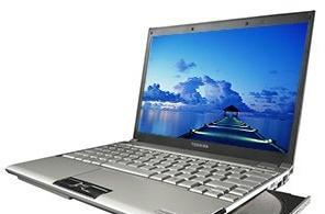 Toshiba's 12.1-inch Portege R500 is world's thinnest with disc drive