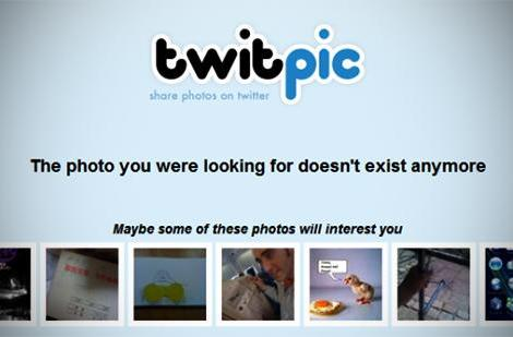 Twitter trademark turmoil forces Twitpic to shut down