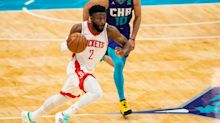 Rockets' David Nwaba could be out six weeks with wrist injury
