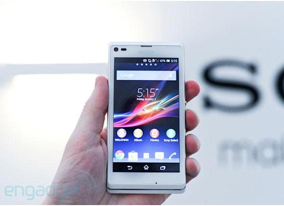 Sony Xperia L: a budget Android device with a focus on imaging and style