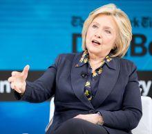'Why are you parroting Russian propaganda?': Hillary Clinton slams Sen. Kennedy for Ukraine claim