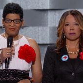 Mothers of the Movement on Why They're Voting for Clinton