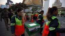Thais vote in first election since coup