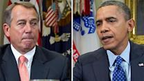 What's holding up a 'fiscal cliff' deal?