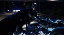 The Dark Knight Batpod Goes Up For Auction