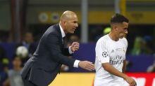 Lucas Vázquez entra en el minuto 70: perfecto ejemplo de los errores de Zidane con los cambios