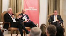 It's like being in MMA: Top banking leaders talk challenges at TBJ event (Photos)