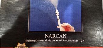 Sheriff at WH meeting dogged by Narcan joke