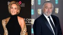 Sharon Stone says Robert De Niro was her best on-screen kiss: 'I was just so madly in love with him'