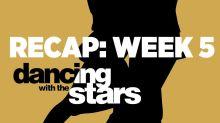 Dancing with the Stars Week 5: Disney Week Brings a Lotta Lady, a Little Tramp