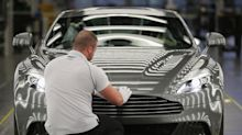 Aston Martin shares leap as CEO replaced with Mercedes chief
