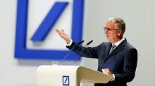 Deutsche Bank chairman Achleitner to feel investor ire