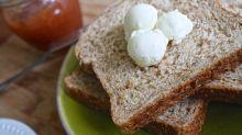 ¿Mantequilla, aceite o aguacate? ¿Qué unto en la tostada de pan?