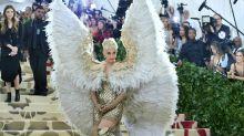 Met Gala 2018: Katy Perry shocks with move on red carpet dressed in Versace