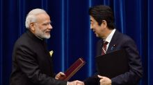 PM Modi, Shinzo Abe to lay Mumbai-Ahmedabad bullet train foundation stone in September