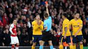 Pictures: Arsenal's fiery draw with Atletico