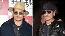 El peor momento de Johnny Depp: el actor, muy demacrado en el cumpleaños de Lady Gaga