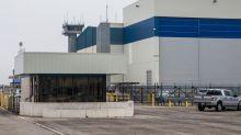 Air Capital Flight Line up for IRBs for Spirit AeroSystems facility
