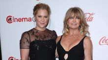 Amy Schumer wishes Goldie Hawn was her mother