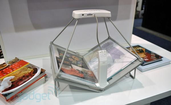 Ion Book Saver hands-on