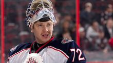 Chatting with Sergei Bobrovsky: Will injury derail Sochi Olympics spot? (Puck Daddy Interview)
