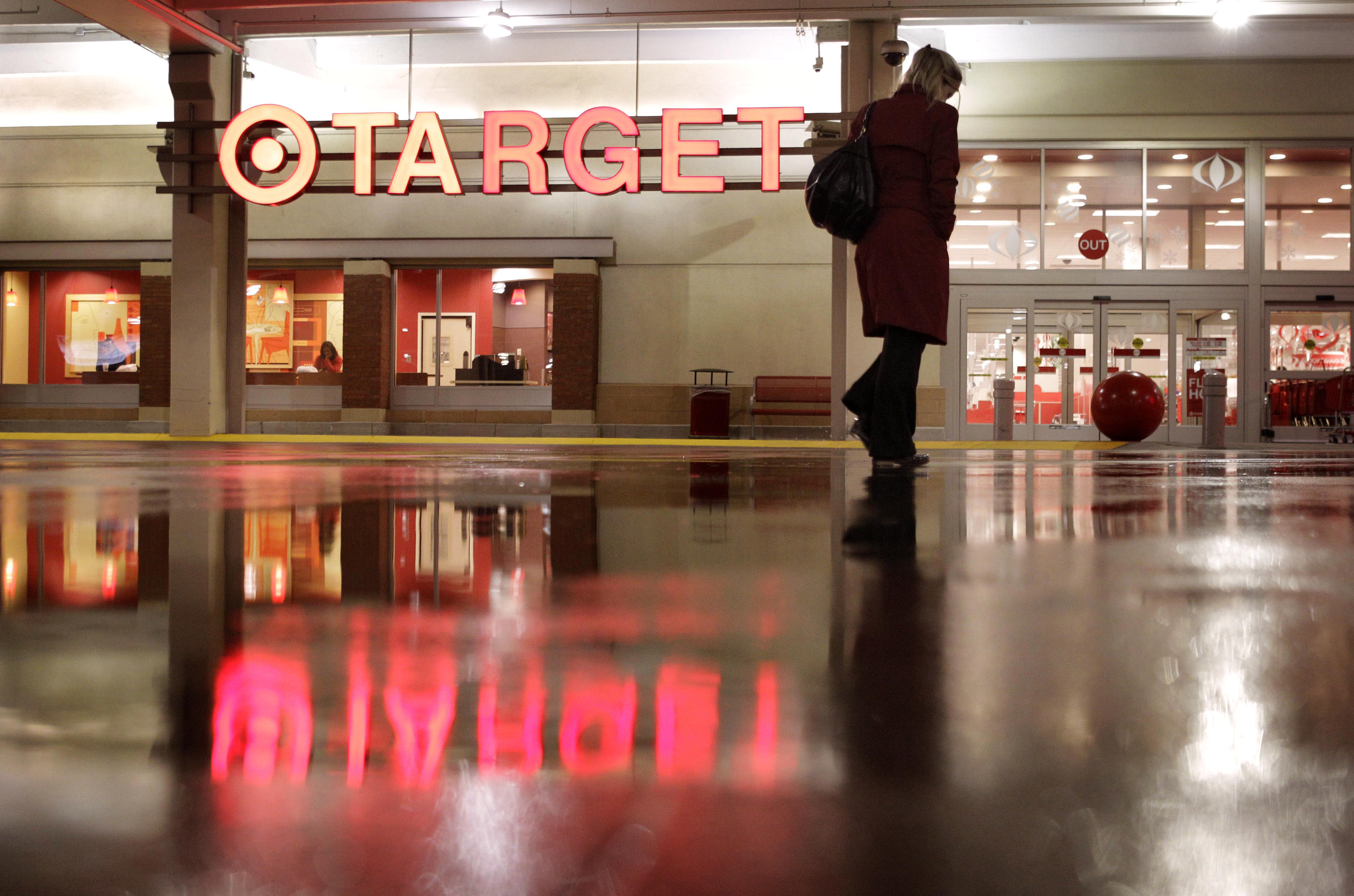 forecasting methods of target stores
