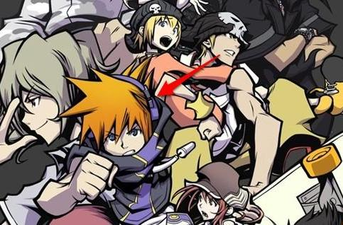 The World Ends With You cameo in Kingdom Hearts 3D notice of 'something' new