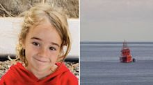 Body of girl, 6, found tied to anchor as search continues for sister