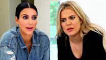 Kim Kardashian Calls Out Khloe Flirting With Lamar Odom