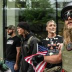 Dueling rallies in Portland end with no major violence