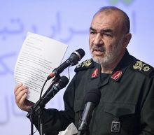 Iran's top leader picks new Revolutionary Guard chief