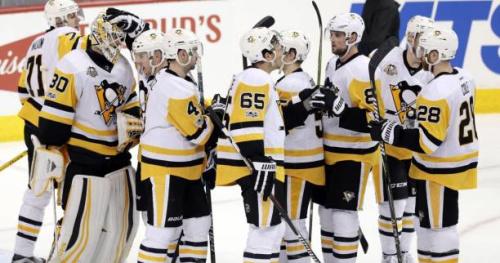 Hockey - NHL - La réaction de Pittsburgh