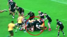 Damning footage emerges in 'disgraceful' Bledisloe Cup controversy