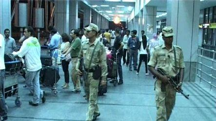 Security beefed up at Ahmedabad airport
