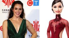 'I've been wanting to share this news forever!': Tessa Virtue is now a 'Shero' Barbie doll