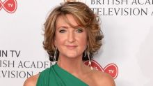 'It's no big deal': Victoria Derbyshire reveals she walks around naked at home in front of her sons