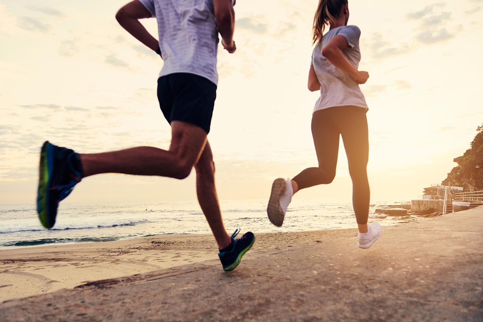 Running Can Help You Outrun Heart Failure, Cancer, New Research Says