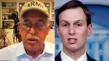 Katrina Commander Rips 'Totally Clueless' Jared Kushner's Coronavirus Comments