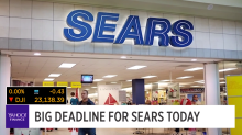 The deadline to bid for Sears' assets has come.