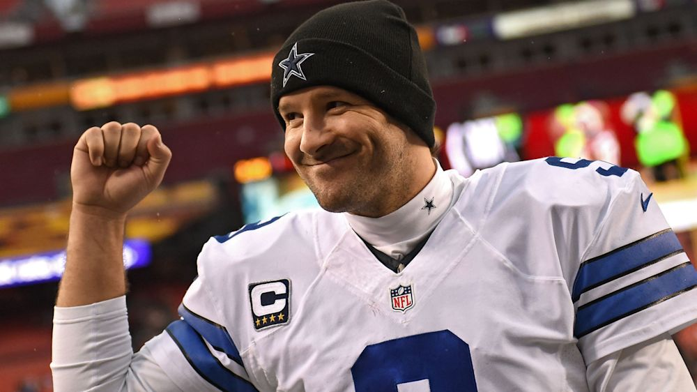 Tony Romo's Cowboys career, full of joy and pain, is worthy of praise