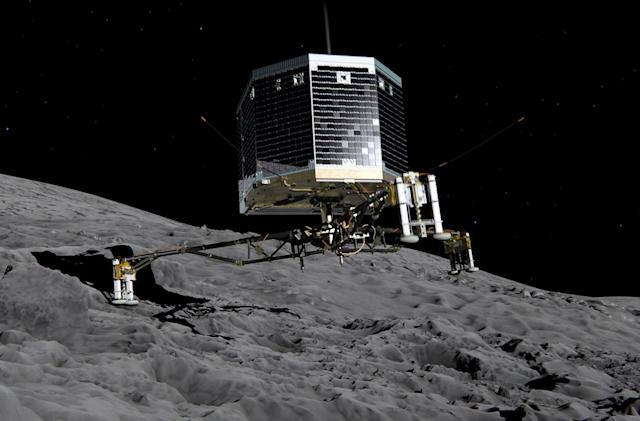 Philae comet lander has likely gone silent for good