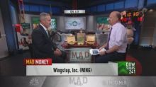 A quarter of Wingstop's revenue comes from digital—here's...