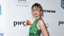 Paris Jackson wears high slit dress at event alongside 'sexy sisters' Paris and Nicky Hilton