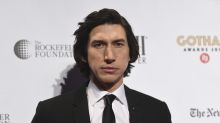 Adam Driver walks out of interview after scene is played from his new movie
